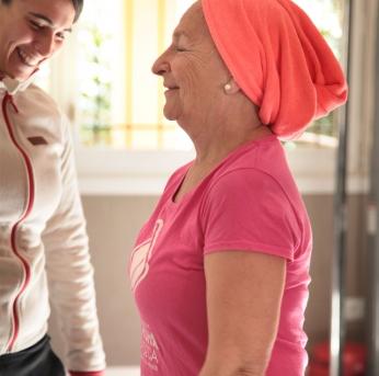 Entrenamiento cancer de mama maam beatriz 1