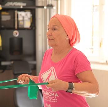 Entrenamiento cancer de mama maam beatriz 2